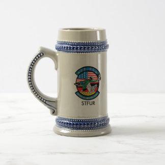 Chope À Bière Webster - customisé