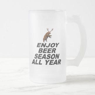 Chope Givrée Appréciez la saison de bière toute l'année