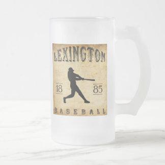 Chope Givrée Base-ball 1885 de Lexington Kentucky