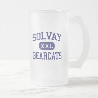 Chope Givrée Bearcats Syracuse moyen New York de Solvay