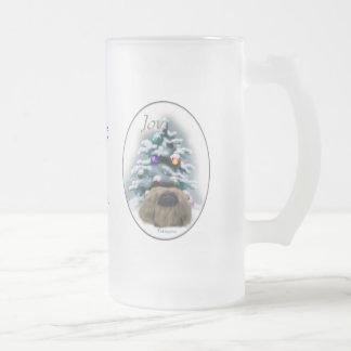Chope Givrée Cadeaux de Noël de Pekingese