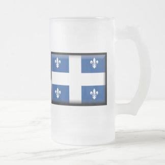 Chope Givrée Drapeau de Québec