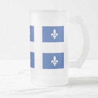 Chope Givrée Drapeau du Québec