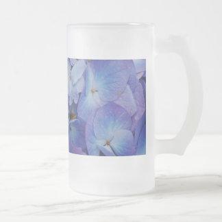 Chope Givrée Fleurs d'hortensia
