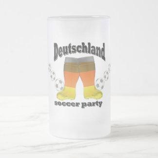 Chope Givrée le football allemand