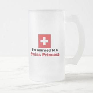 Chope Givrée Marié à une princesse suisse