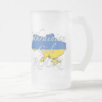 Chope Givrée Roche ukrainienne de filles !