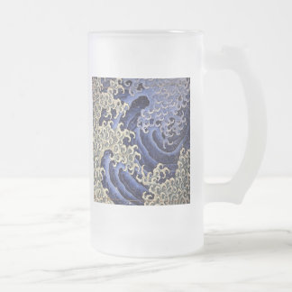 Chope Givrée Vague masculine par Katsushika Hokusai