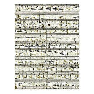 Chopin : Polonaise Carte Postale
