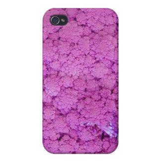 Chou-fleur pourpre à vendre coque iPhone 4/4S