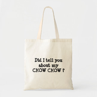 CHOW-CHOW DRAAGTAS