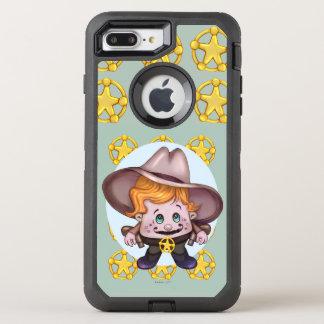 CHOYEZ l'iPhone ÉTRANGER 7 DS plus d'Apple de Coque Otterbox Defender Pour iPhone 7 Plus