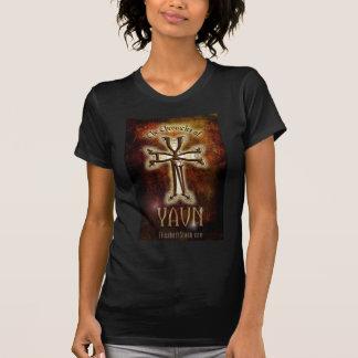 Chronicles foncés de T-shirt de Yavn