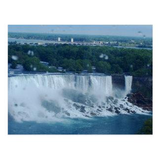 Chutes du Niagara Carte Postale