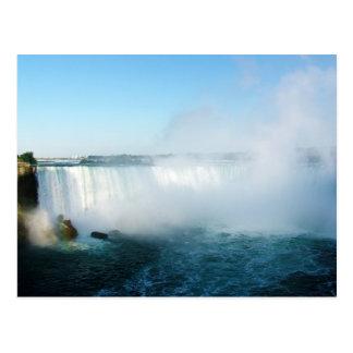 Chutes du Niagara. Carte Postale