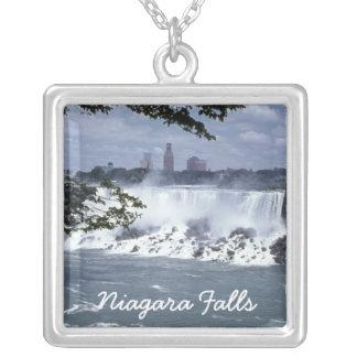 Chutes du Niagara, collier vintage de coutume du