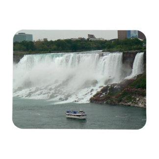 Chutes du Niagara du côté canadien Magnet Flexible