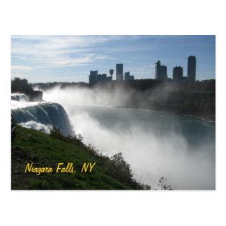 Chutes du Niagara, NY Carte Postale