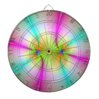Cible de danse de couleur