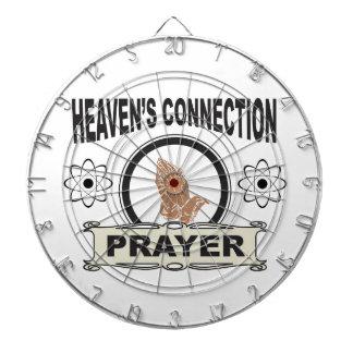 Cible De Fléchettes connexion de cieux
