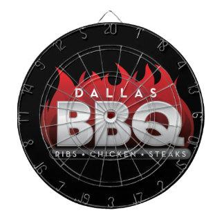 Cible De Fléchettes Panneau de dard de BBQ ProfiledInk de Dallas