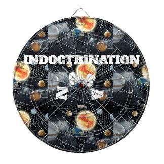 Cible De Fléchettes Panneau de dard de la NASA d'endoctrinement