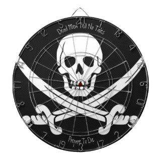 Cible De Fléchettes Panneau de dard de pirate