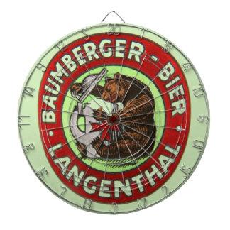 Cibles De Fléchettes Brewerie Baumberger Langenthal, Suisse