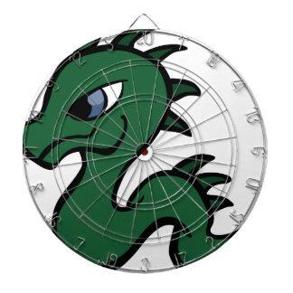 Cibles De Fléchettes Dragon vert de bébé
