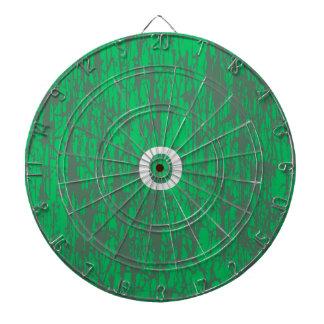 Cibles De Fléchettes Panneau de dard vert