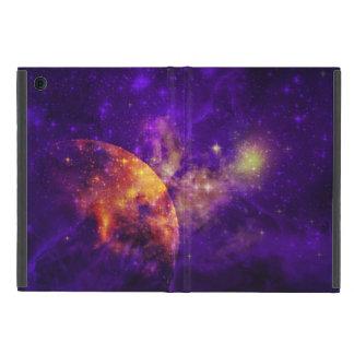 Ciel d'améthyste, mini cas de la planète n d'iPad Protection iPad Mini