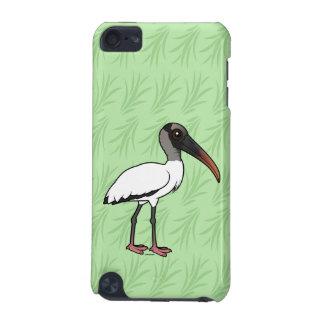 Cigogne en bois de Birdorable Coque iPod Touch 5G