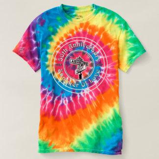 cinquantième Anniversaire de l'été de l'amour T-shirt