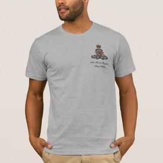 cinquantième Artillerie royale de régiment de T-shirt