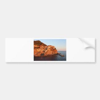 Cinque Terre, Italie Adhésifs Pour Voiture