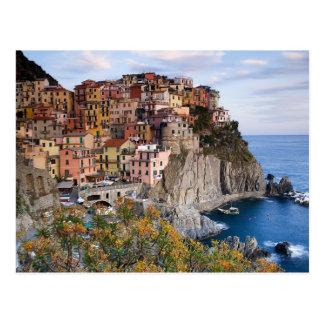 Cinque Terre, Italie Cartes Postales
