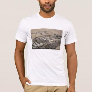 circuit d'international du Bahrain T-shirt