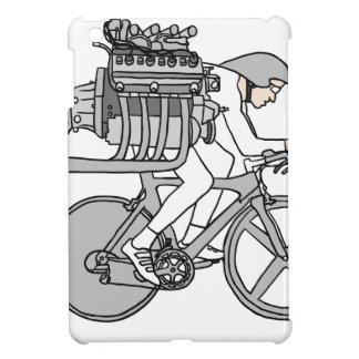 Circuler en voiture de bicyclette coque iPad mini