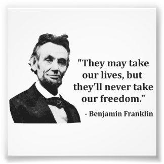 Citation d'Abraham Lincoln Troll Photos Sur Toile