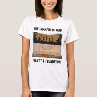 Citation de mémorial/Garfield de barrière du T-shirt
