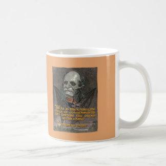 Citation de Thomas Paine sur la guerre et les Mug