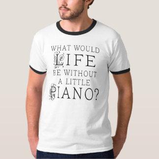 Citation drôle de musique de piano t-shirt
