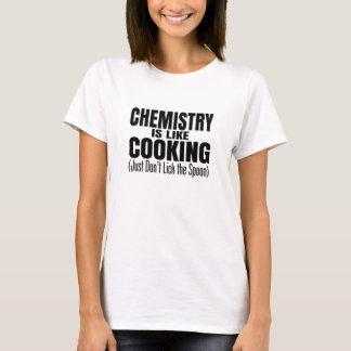Citation drôle de professeur de chimie t-shirt
