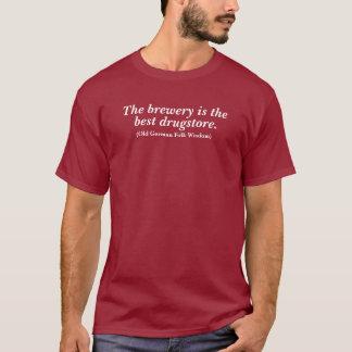 Citation folklorique allemande de brasserie t-shirt