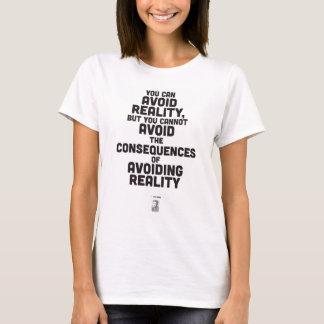 Citation inspirée d'Ayn Rand - T-shirt