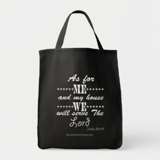 Citations chrétiennes tote bag