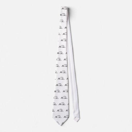 Citroen 2CV Cravate