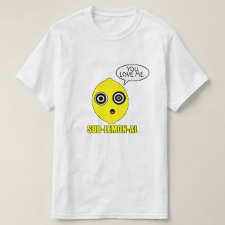 Citron subliminal t-shirt