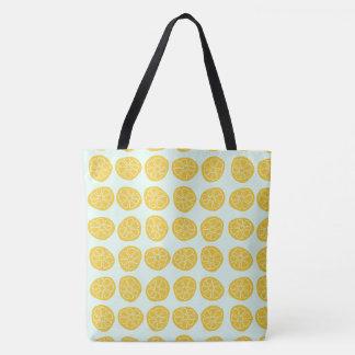 Citrons pendant des jours - sac fourre-tout -