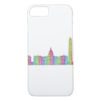 city_line_04_USA_Washington Coque iPhone 7